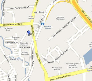 Sewa Apartemen Permata Senayan Jakarta Pusat