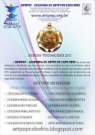 Medalha Personalidade 2012