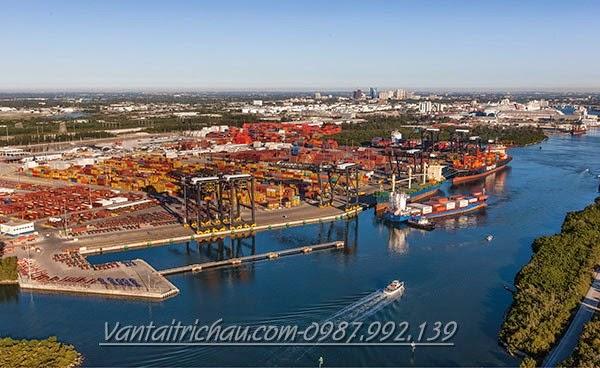 Các cảng biển đẹp ở Hoa Kỳ