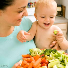 Fun Ways To Get Kids To Eat Vegetables