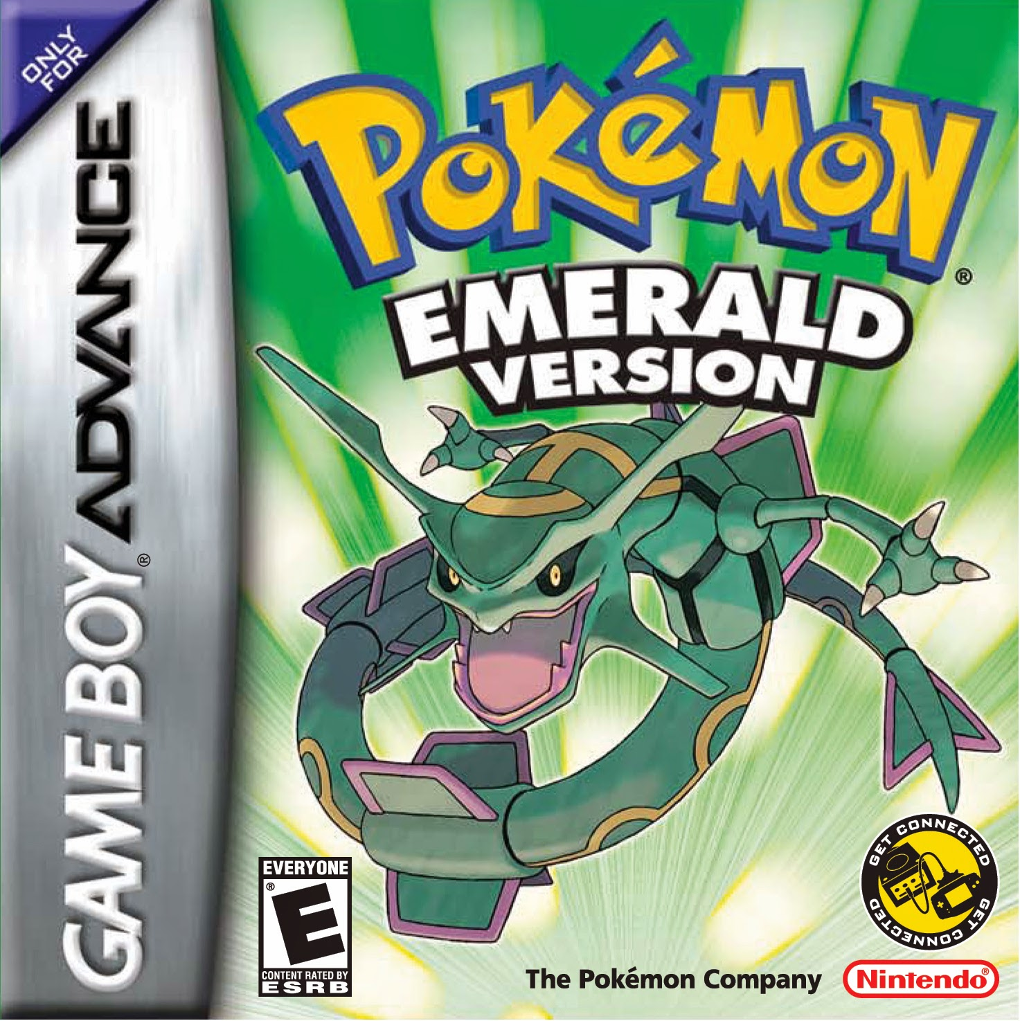 "Nintendo Registered ""Delta Emerald"" Trademark"