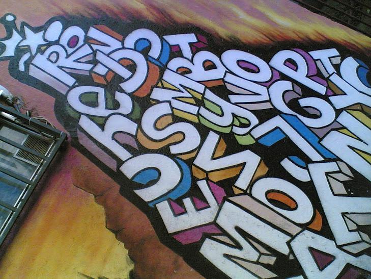 letras graffiti