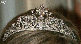 Savoy-Aosta Diamond Tiara
