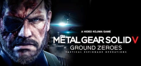 Game Metal Gear Solid V: Ground Zeroes Full Crack CODEX cover by www.jembercyber.blogspot.com