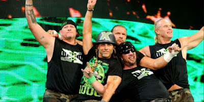 DX Stables WWE