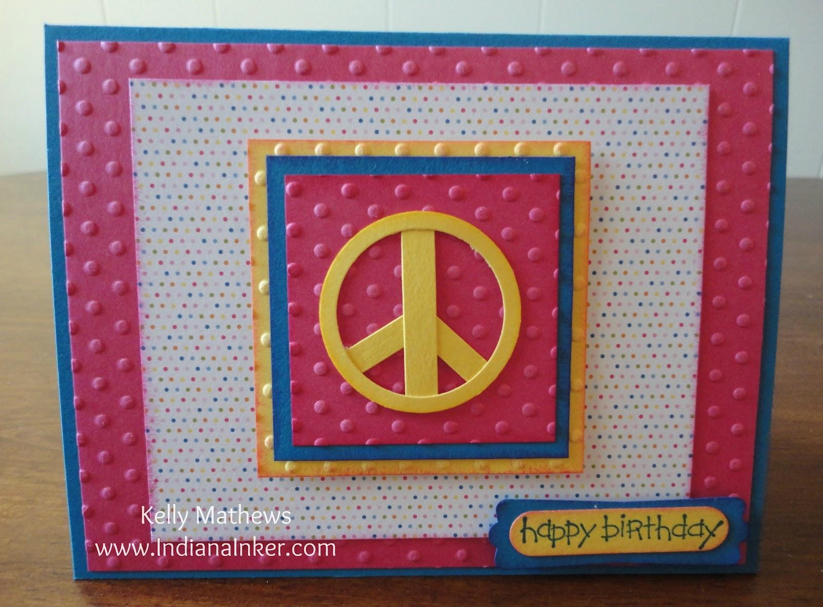 Indiana Inker 06012012 07012012 – Birthday Card Scrapbook Ideas