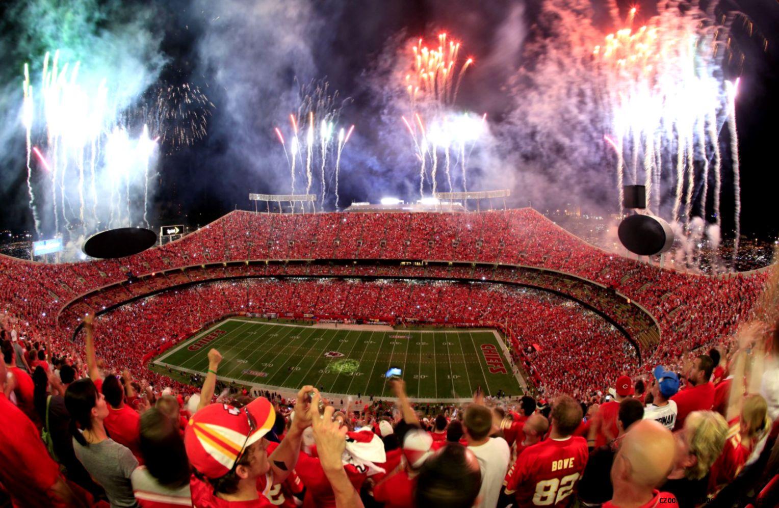 Arrowhead stadium Kansas city chiefs and Kansas city on Pinterest