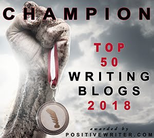 Top 50 Writing Blogs 2018