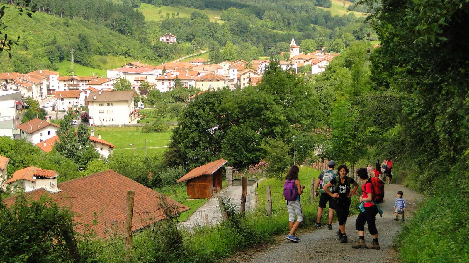 El Sue O De La Ruta Del Lobo Betelu San Donato Valle De