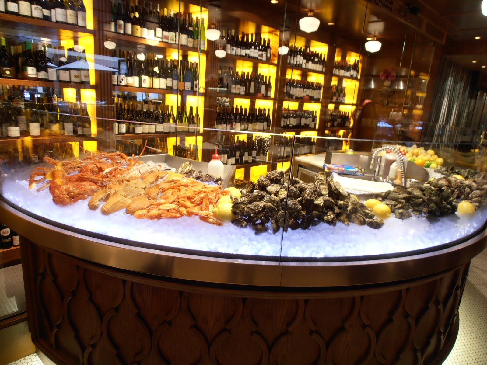Felix bistro and bar cbd petit fours a sydney food blog for Food bar sydney