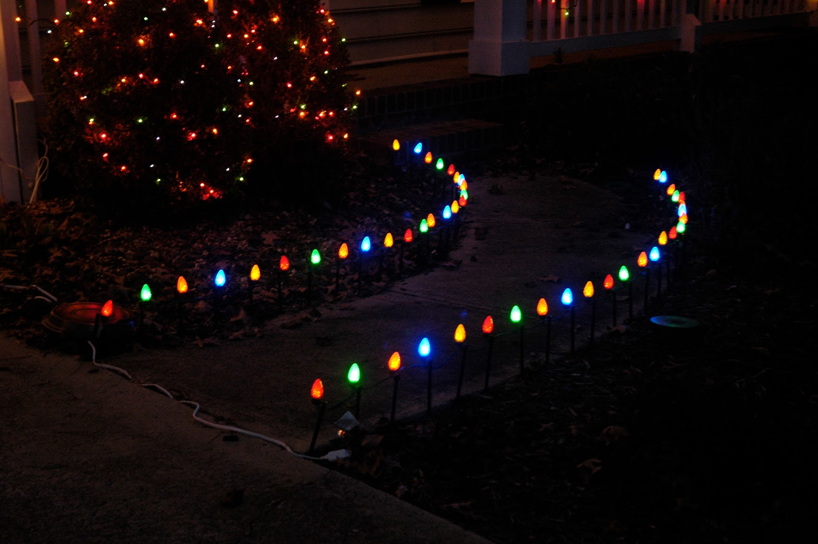 love like crazy christmas lights