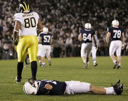 Michigan vs. Penn State