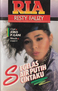 Ria Resty Fauzi -Segelas Air Putih Cintaku 1998