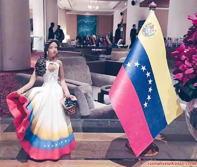 Venezuela Gastronomic Festival 2015, Pullman KLCC