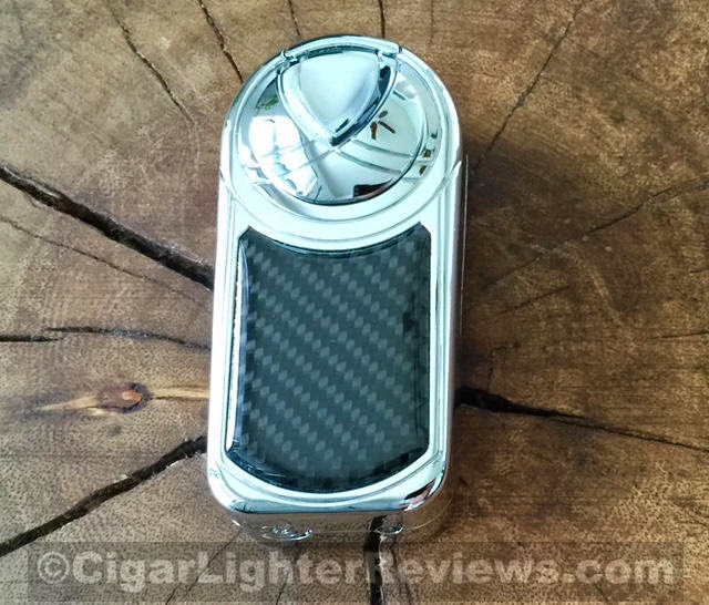 Visol Dobrev III Carbon Triple Lighter Review