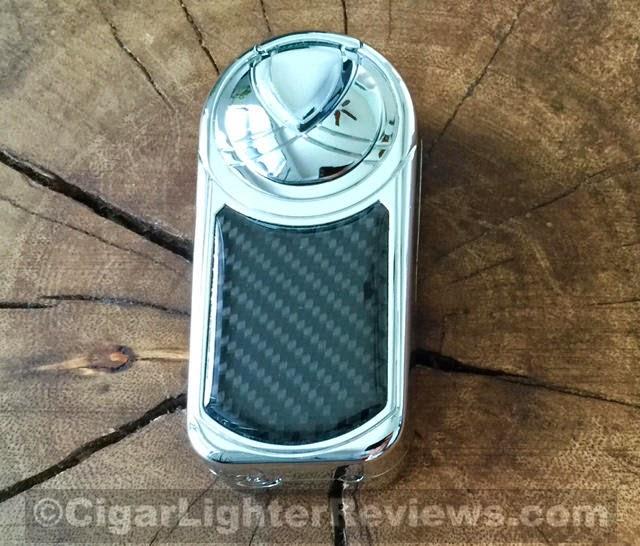 Visol Dobrev III Carbon Triple Lighter Review