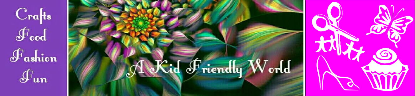 A Kid Friendly World