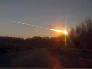 Meteor Rusia