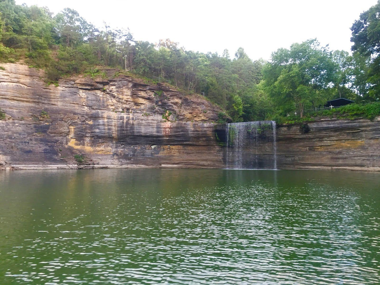 76 Falls | Cumberland falls, Waterfall, Lake