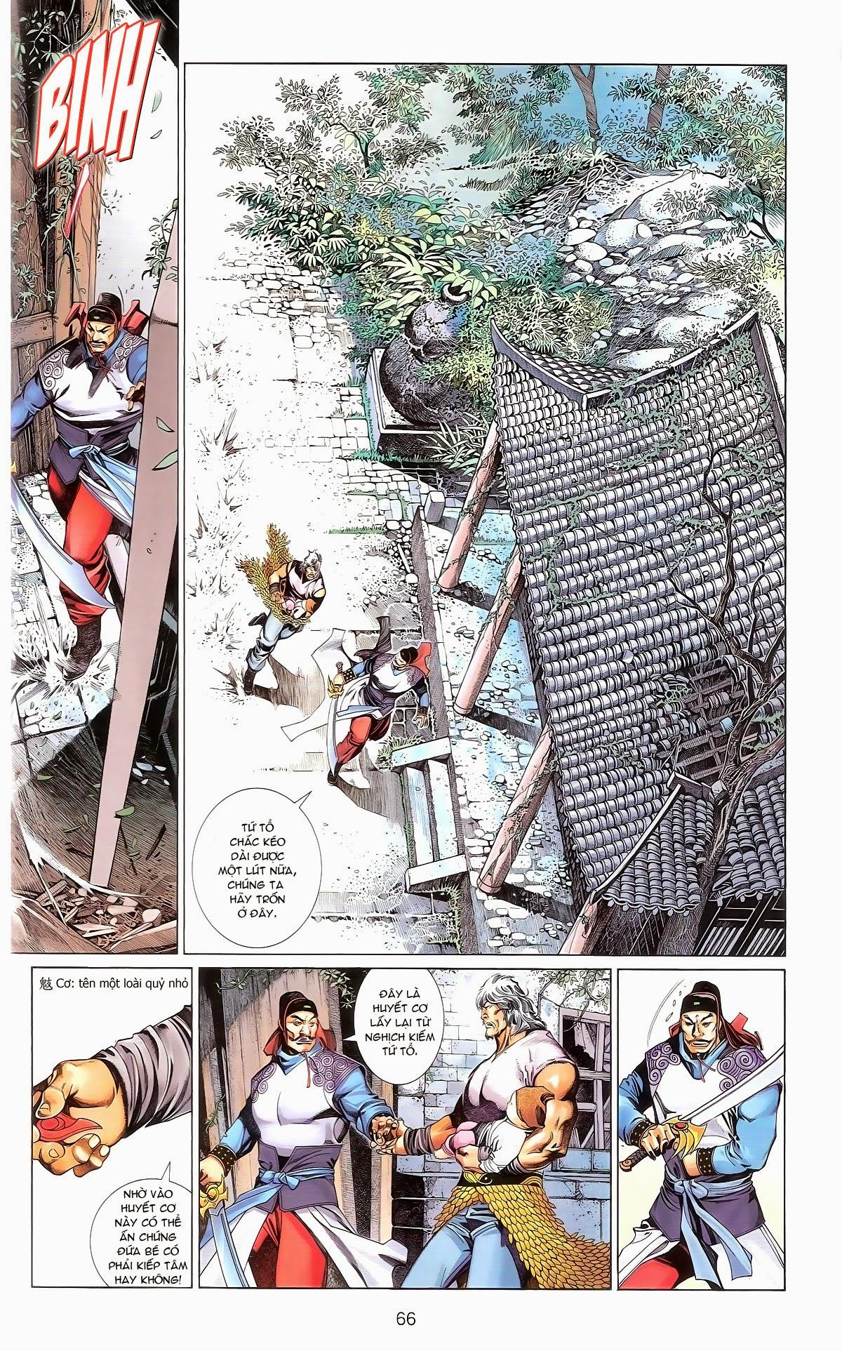 Phong Vân chap 674 – End Trang 68 - Mangak.info