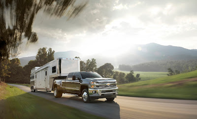 2016 Chevrolet Silverado HD Technology Updates
