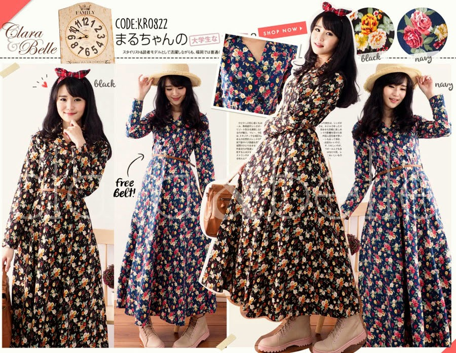 maxi dress yang murah net