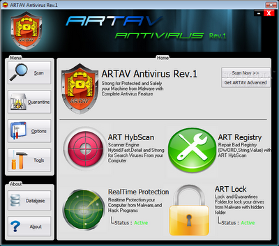 Download ARTAV Antivirus