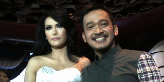 Ruben Onsu Produser Rekaman Cinta, album perdana Maharani