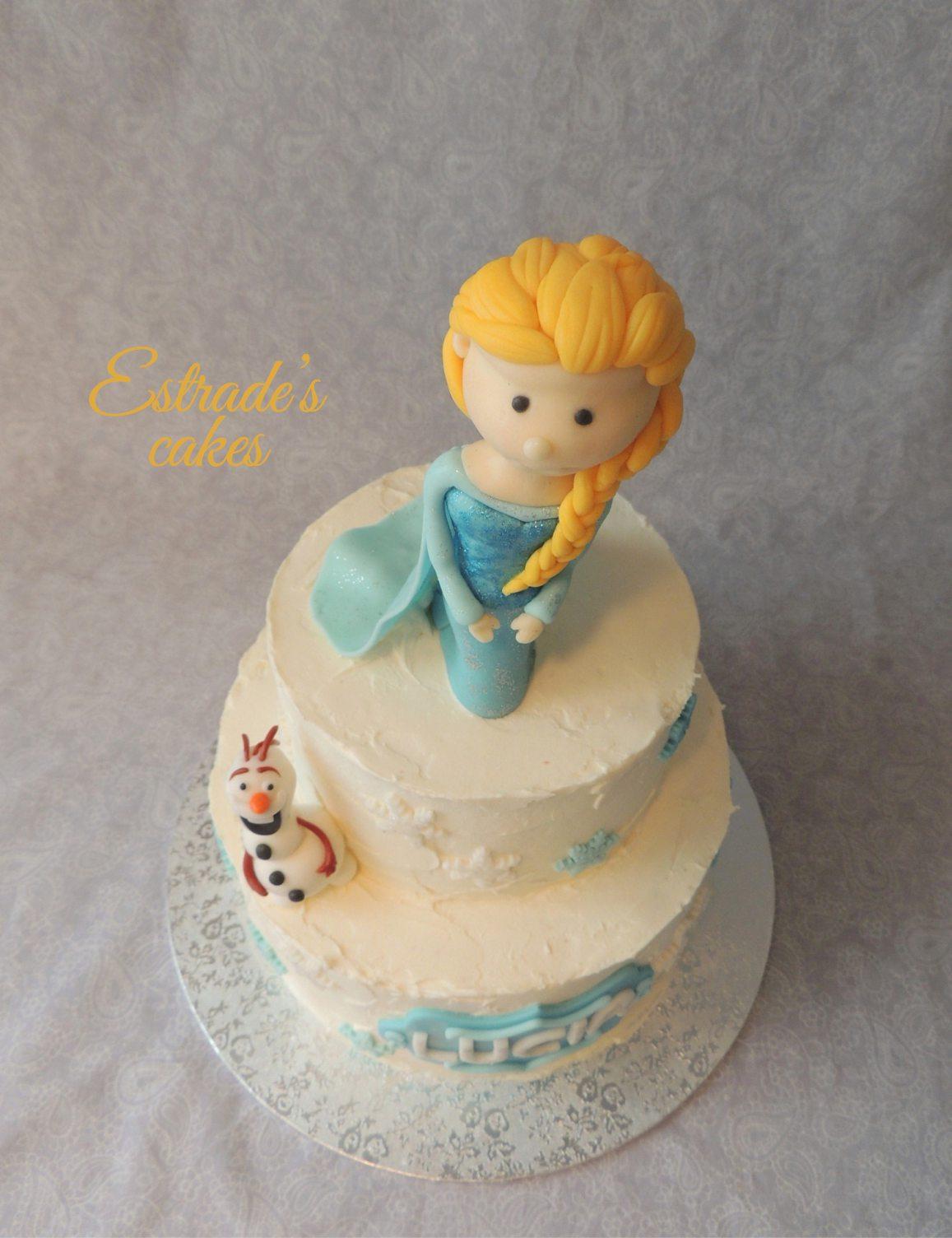 tarta de Frozen - 2