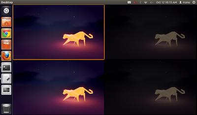 ubuntu oneiric desktop