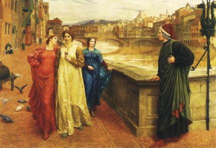 """Dante Alighieri, """"El Infierno de Gabriel"""" de Sylvain Reynard"""