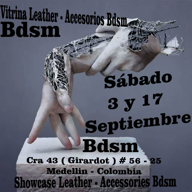 Showcase Leather - Accesories Bdsm