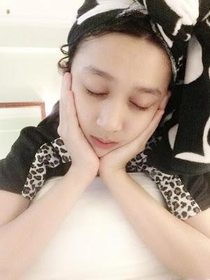 Foto Ayana Shahab JKT48 Tidur Version