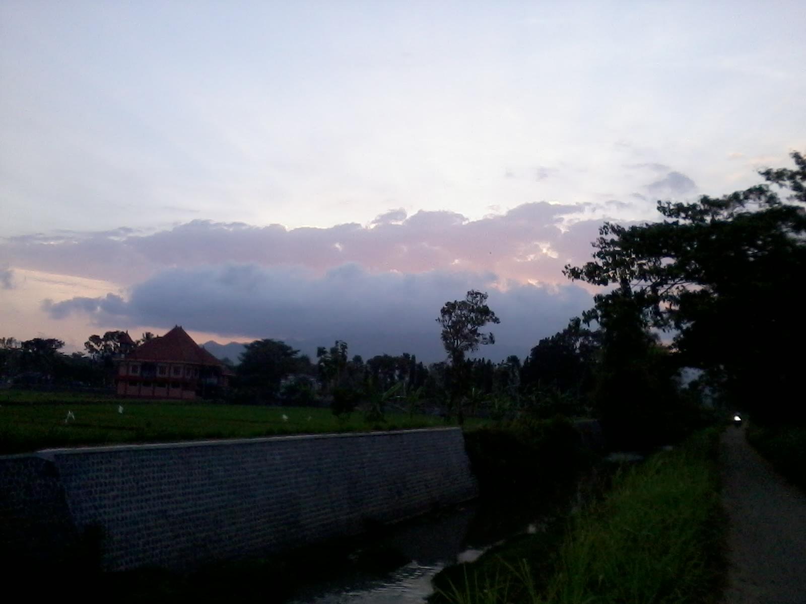 Foto Foto Pemandangan Desaku