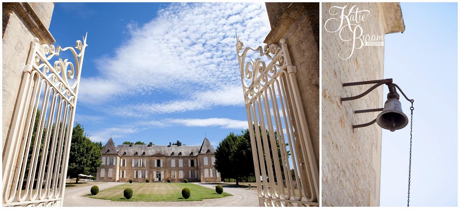 Top Chateau De Lacoste Wedding, Sarlat (Emma & Dermot) » Katie Byram  XT37