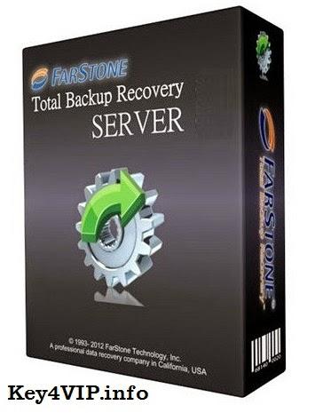 FarStone Total Backup Recovery Server 14 (v10.02) Full,Sao lưu, khôi phục server toàn diện