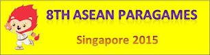 8th ASEAN Para-Games 2015