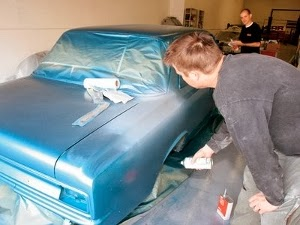 all about car paint job cost