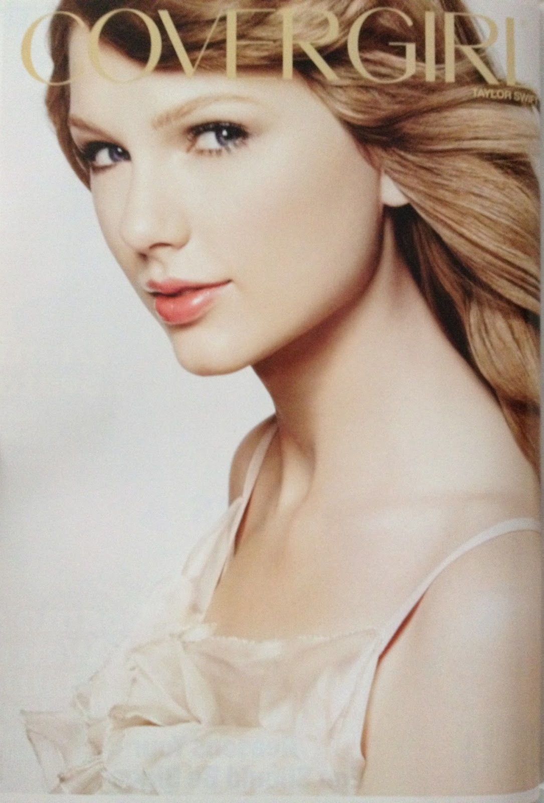 Taylor swift covergirl