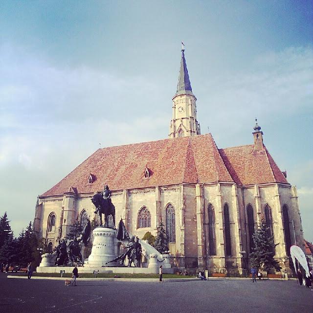 main-square Kolozsvar / Cluj-Napoca