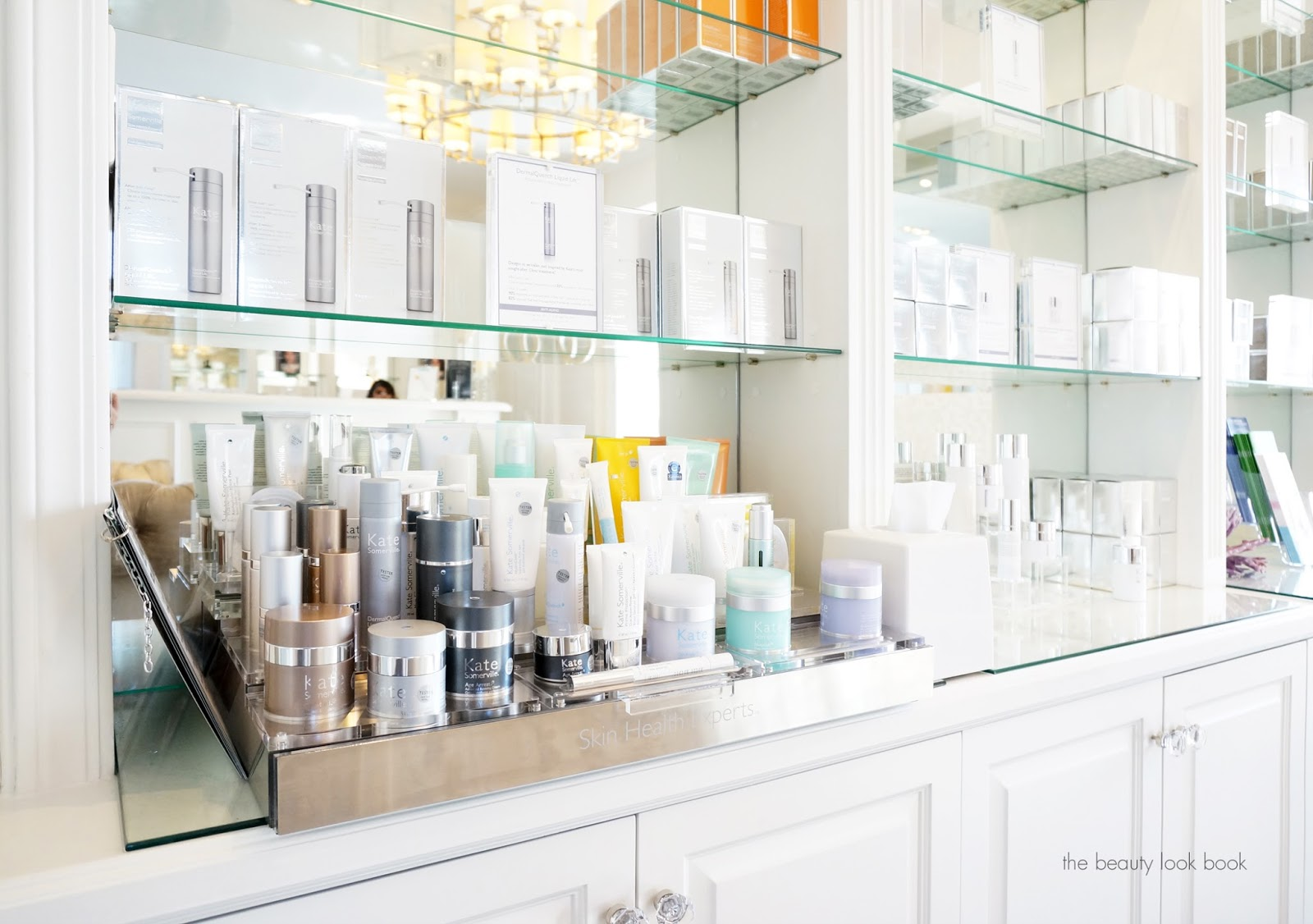 Kate Somerville Clinic On Melrose Place The Beauty Look Book