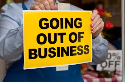 Kenali Penyebab Kegagalan Bisnis Anda
