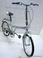 3 Sepeda Lipat VIVA NEXUS 7 Speed Shimano 20 Inci