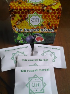 Teh Ruqyah Herbal