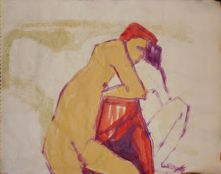 figure drawing - verna vogel