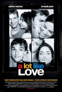 A Lot Like Love Poster