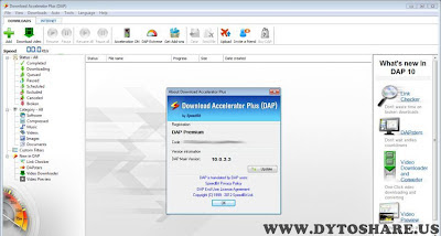 Download Accelerator Plus 10.0.3.3 Premium Full Version
