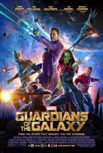 ver Guardianes de la galaxia / Guardians of the Galaxy / 2014