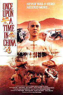 Sinopsis Film Once Upon a Time in China