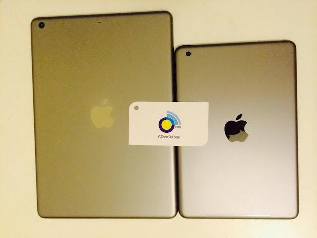 Carcaça dourada - iPad 5 e iPad mini 2